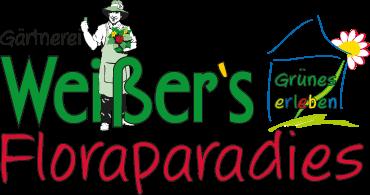 Gärtnerei Weissers Floraparadies Logo